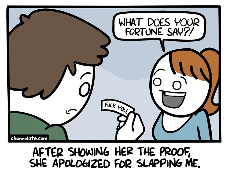 Fortune.