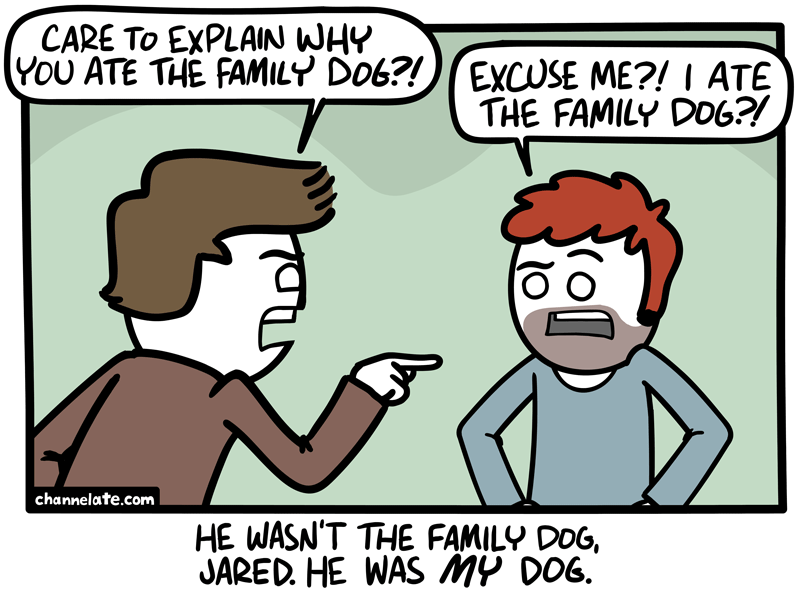 Family Dog.