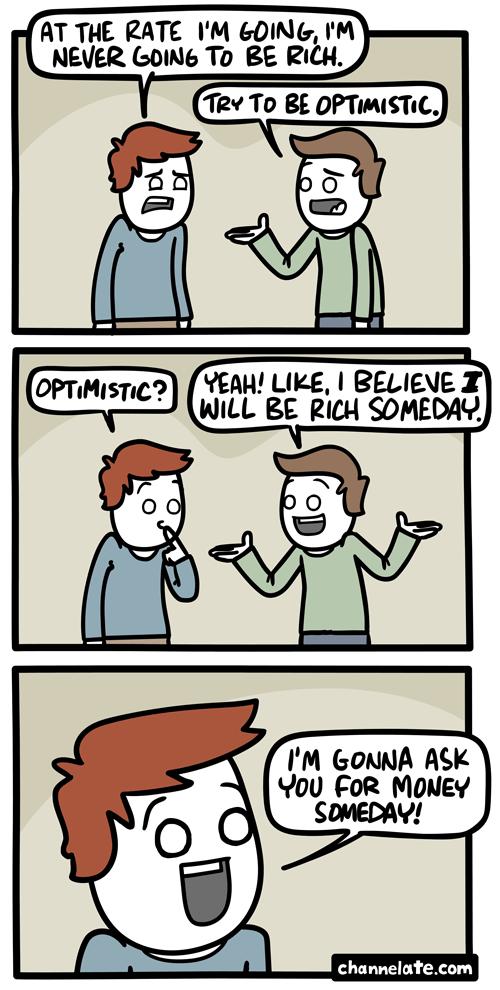 Rich.