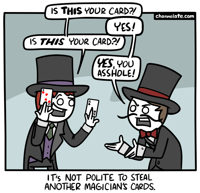 Is this your card?
