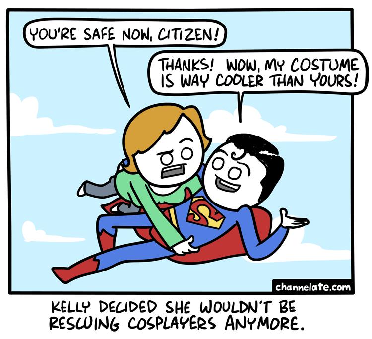 Safe now.