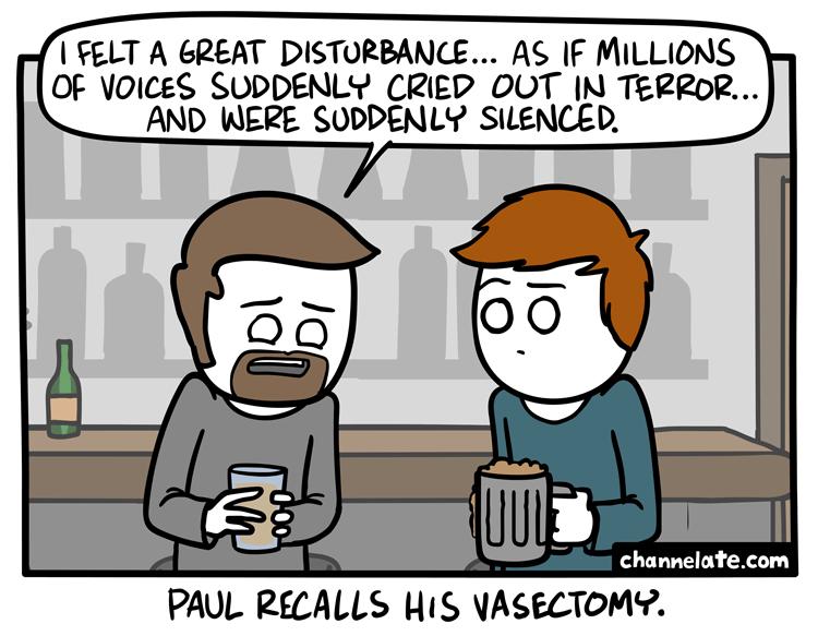 Disturbance.