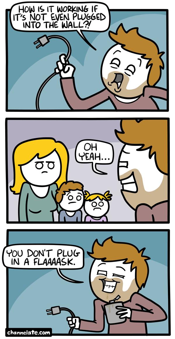 Plug it.