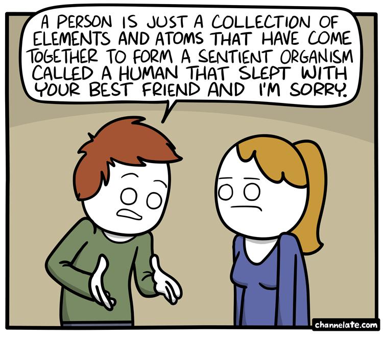 A person. . .