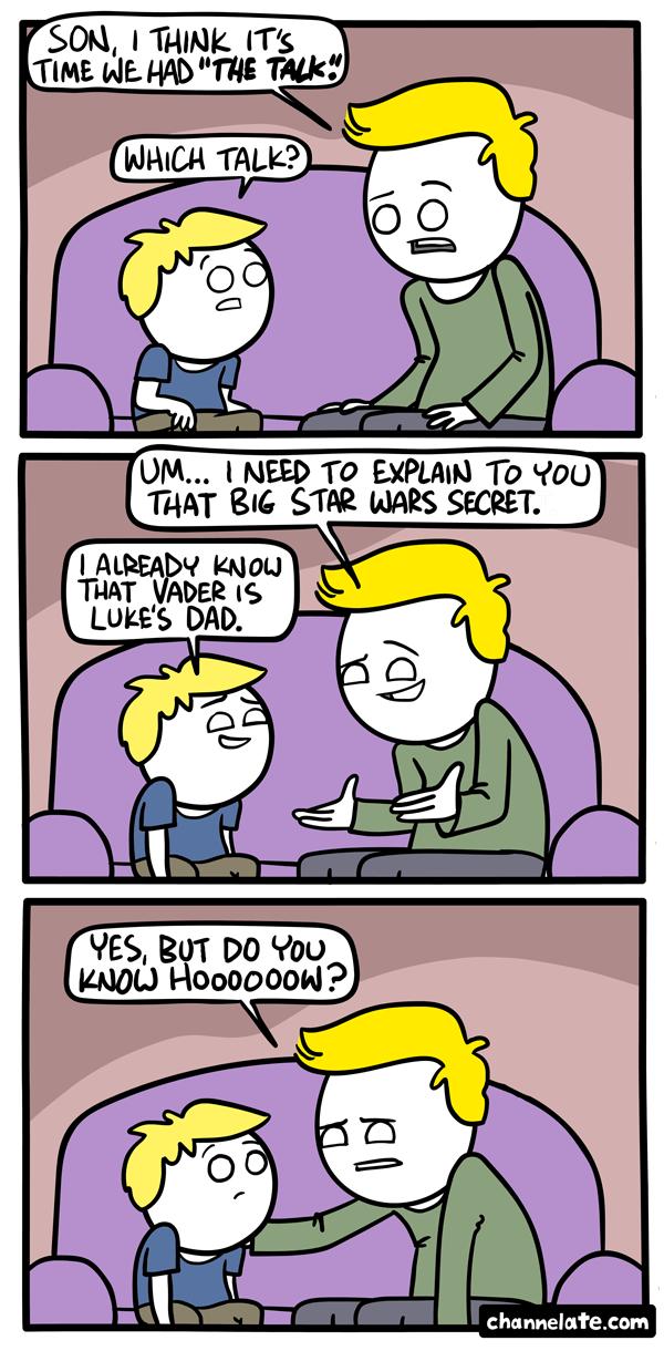 The Talk.