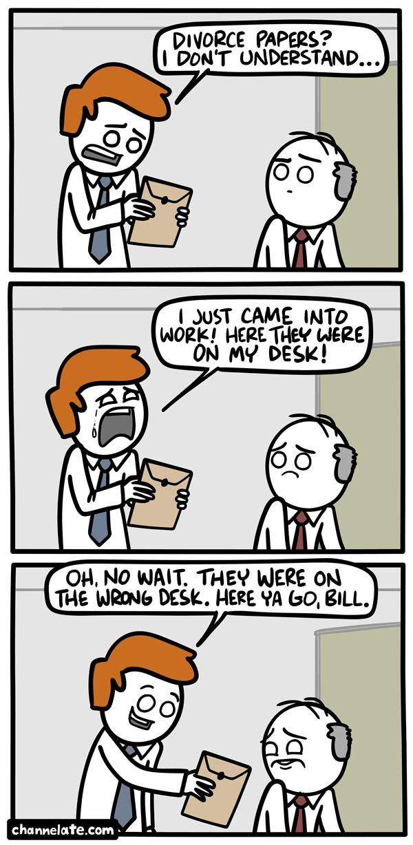 Papers.