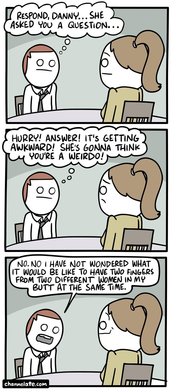 Respond.