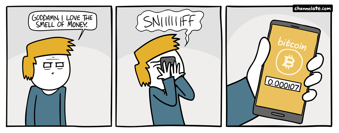 Smell.