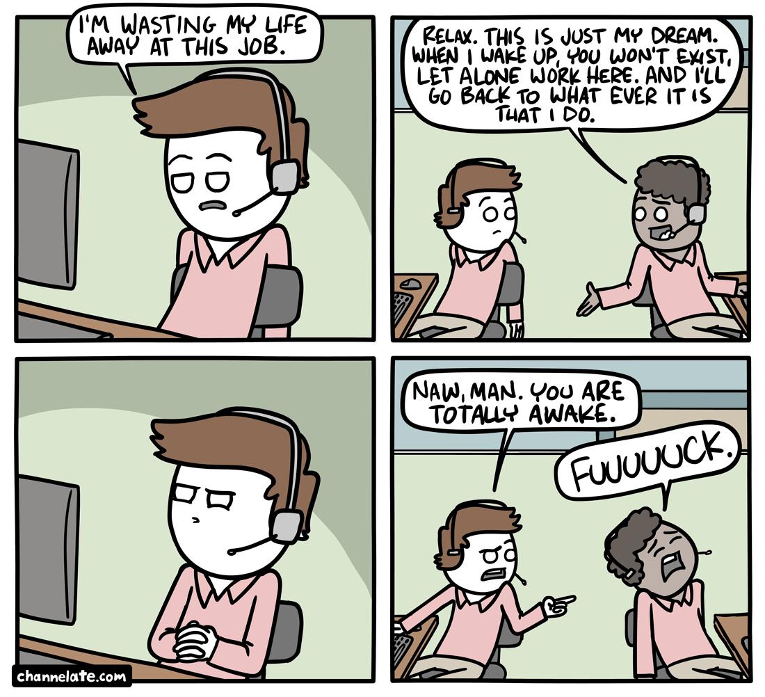 Wasting.