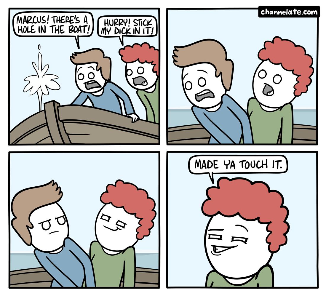 Hole.