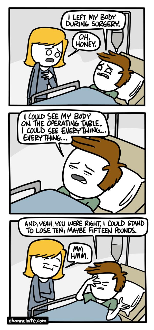 Surgery.