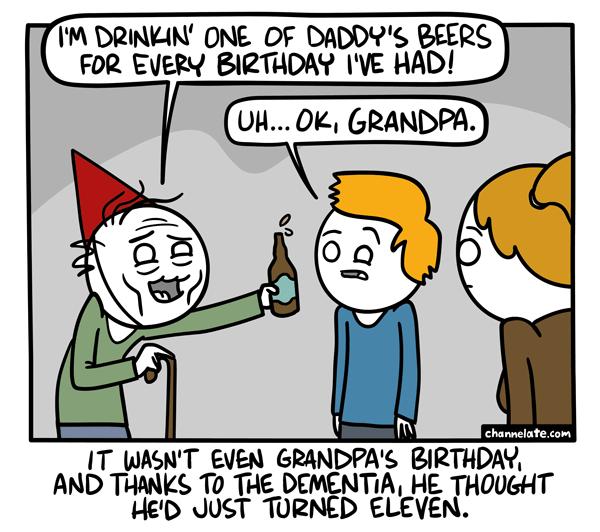 Grandpa.