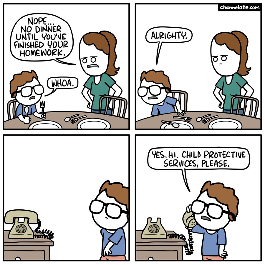 Dinner.