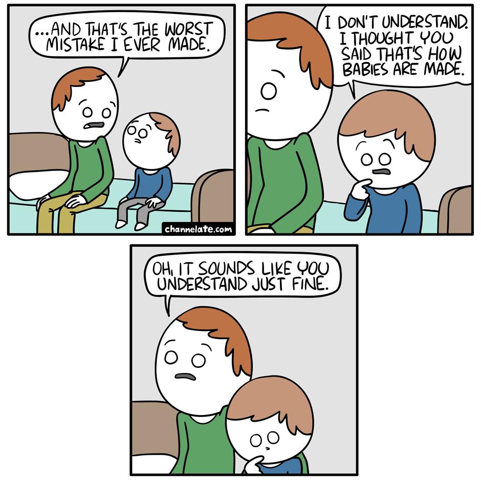 Mistake.