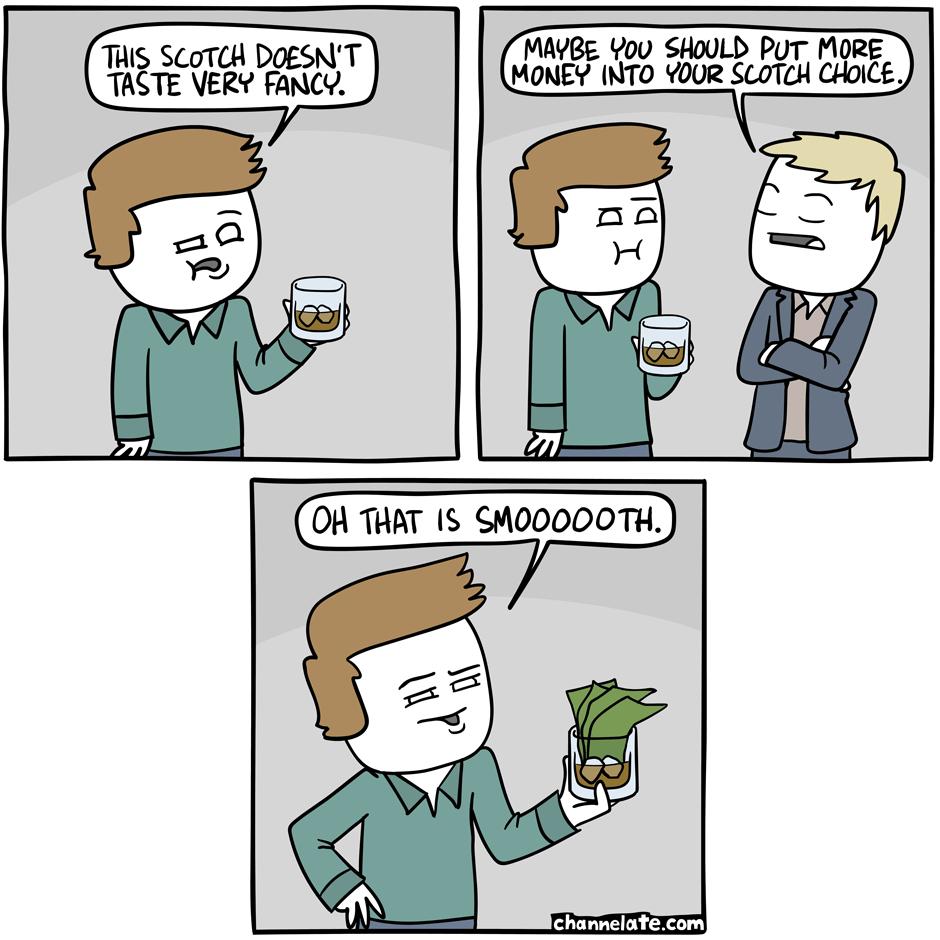 Scotch.